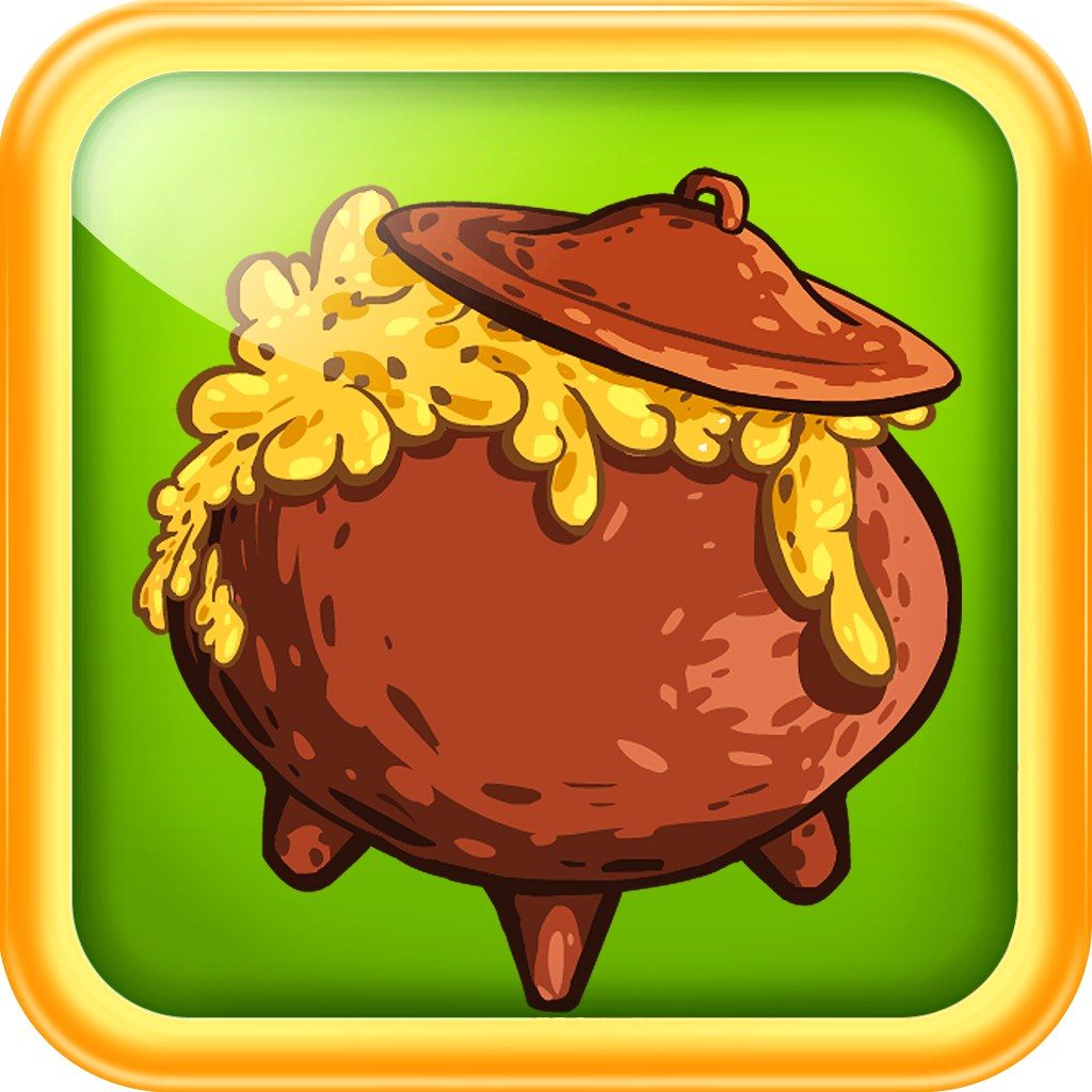 Grimm's Sweet Porridge Pot - Interactive Book and Games