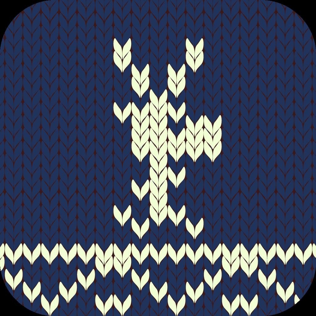 Knitted Deer iOS